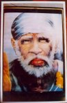 Shirdi Sai - a rare photo
