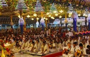 Mandir, Christmas, 2012