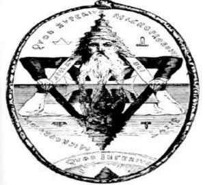 The symbol - Golden Dawn