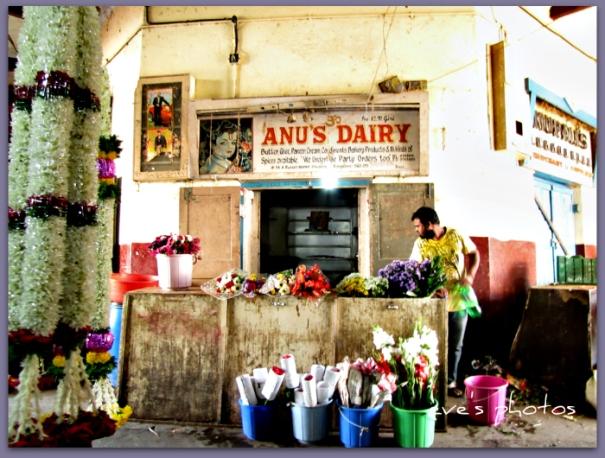 Anu's corner, so pretty.