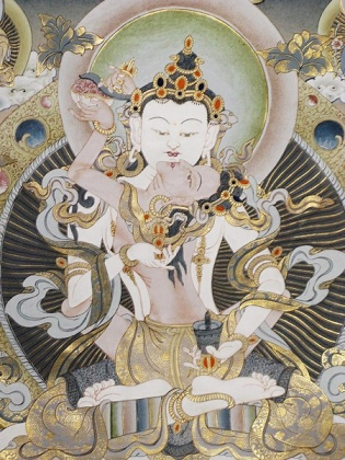 Tibetan tantra - yab-yum