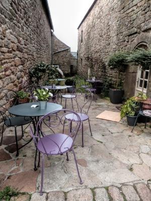 Exploring Locarnon, Brittany, France