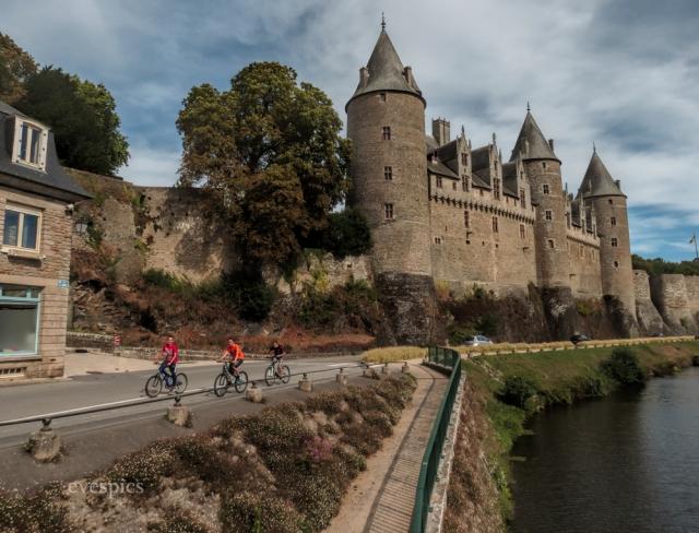 Josselyn Castle Gult of Morbihan